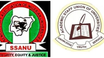 SSANU Rejects ASUU's Payment Platform, Demands Share Of N40 Billion Allowances 7