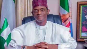 """I Spend Three Days Every Month In Yobe"" - Governor Buni Denies Abandoning His State 11"