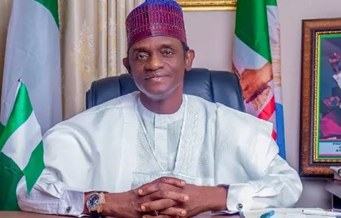 """""""I Spend Three Days Every Month In Yobe"""" - Governor Buni Denies Abandoning His State 1"""