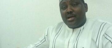 Fleeing Ex-Pension Boss, Abdulrasheed Maina Arrested In Niger Republic 26