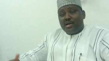 Fleeing Ex-Pension Boss, Abdulrasheed Maina Arrested In Niger Republic 4