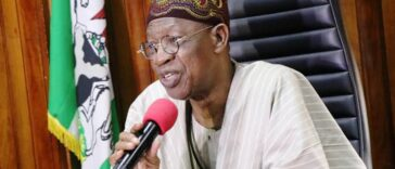 Nigeria At Mercy Of Terrorists Because We're Being Denied Weapons — Lai Mohammed 24