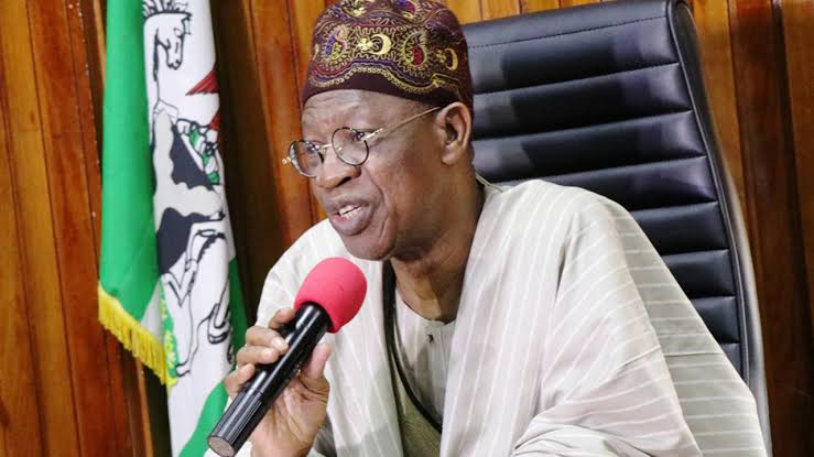 Nigeria At Mercy Of Terrorists Because We're Being Denied Weapons — Lai Mohammed 1