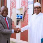 """""""Farmers Are Smiling To Their Banks"""" - Ortom Begs Buhari Not To Reverse Ban On Rice Importation 28"""
