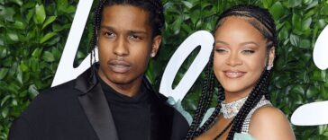Rihanna And ASAP Rocky Confirmed To Be Dating After Months Of Romance Speculation 26