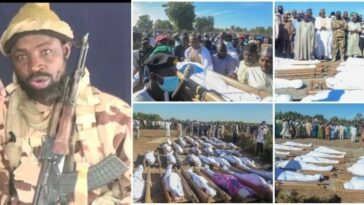 Boko Haram Leader, Abubakar Shekau Reveals Why They Killed 43 Rice Farmers In Borno 2