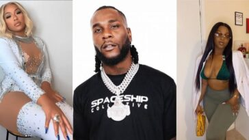 Burna Boy Accused Of Cheating On Stefflon Don With JoPearl, A Girl He Secretly Dated For 2 Years 7