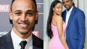 Kanu's Wife Reacts After Odemwingie Accused Her Of 'Chasing Him' Without Her Husbands Permission 4
