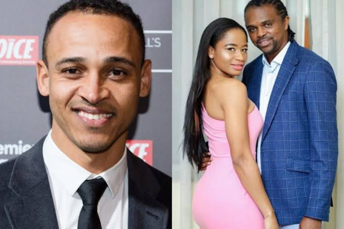 Kanu's Wife Reacts After Odemwingie Accused Her Of 'Chasing Him' Without Her Husbands Permission 1