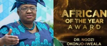 Ngozi Okonjo-Iweala Reacts As Forbes Names Her 'Africa Person Of The Year 2020' 26