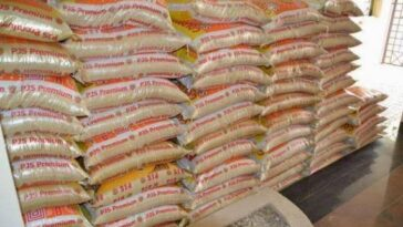 Nigerians To Start Buying A Bag Of Rice For N19,000 Beginning From December 14th 12