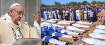 Pope Francis Reacts To Killing Of 43 Rice Farmers By Boko Haram Terrorists In Borno 24