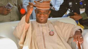 Kogi State House Of Assembly Endorses Governor Yahaya Bello For 2023 Presidency 2