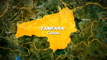 Armed Bandits Kill Village Head, Abduct Eight Other Persons In Zamfara Community 3