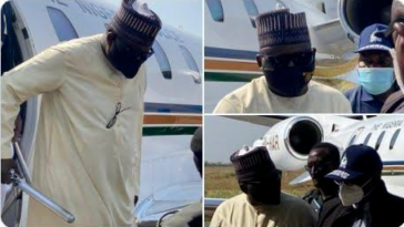 Abdulrasheed Maina Extradited Back To Nigeria After His Arrest In Niger Republic [Video] 9