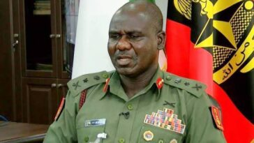 Army Boss, Tukur Buratai Says Terrorism May Continue For Another 20 Years In Nigeria 2