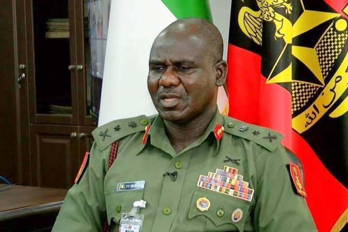 Army Boss, Tukur Buratai Says Terrorism May Continue For Another 20 Years In Nigeria 1