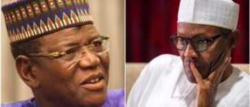Buhari Has Failed Totally, He Should Drop His Arrogance And Seek God's Forgiveness - Sule Lamido 24