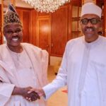 Buhari Denies Receiving N12.5 Million From Ogun Treasury Through Ex-Governor, Amosun 27