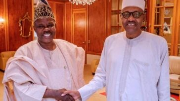 Buhari Denies Receiving N12.5 Million From Ogun Treasury Through Ex-Governor, Amosun 6