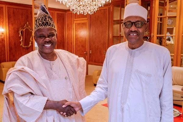 Buhari Denies Receiving N12.5 Million From Ogun Treasury Through Ex-Governor, Amosun 1