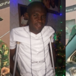 Female Soldier Assaults Disabled Man For Scolding Her Child Who Wanted To Cross Ibadan Expressway Alone 27