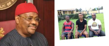 """We Bombed Governor Wike Father's Church To Get Recognition In IPOB"" - Suspects Confesses 25"