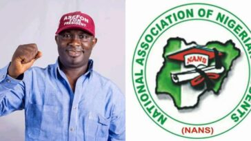 NANS President Vows To Shut Down All Private Universities If ASUU Strike Continues 7