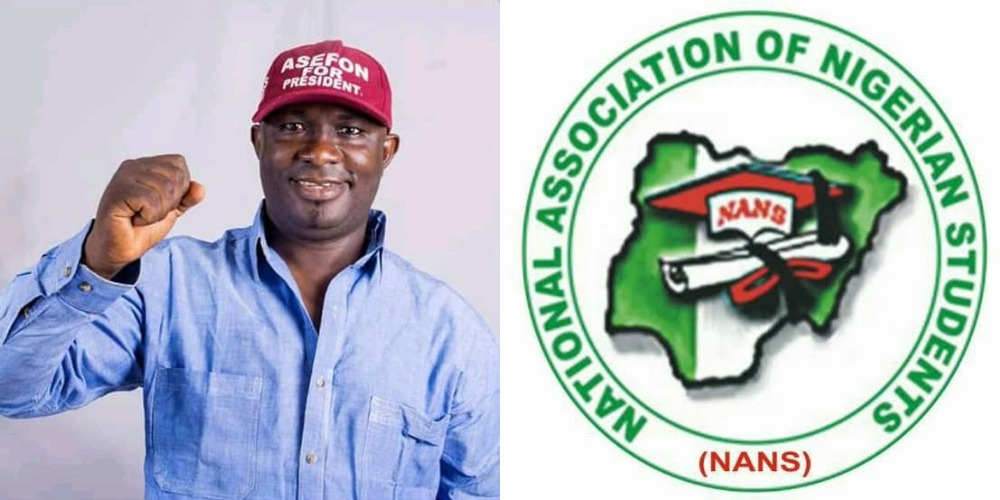 NANS Election: 45-Year-Old Civil Servant, Sunday Asefon Emerges President Of Nigerian Students 1