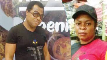 Lagos Trader Flees After Stabbing His Lover To Death Over 'N400,000 Breakup Fee' 3