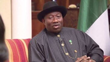 Goodluck Jonathan Says It's Too Early To Talk About His Interest In 2023 Presidential Elections 6