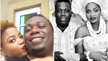 Duncan Mighty Accuses Wife Of Infidelity, Says DNA Test Proves He Isn't The Father Of Their Daughter 5