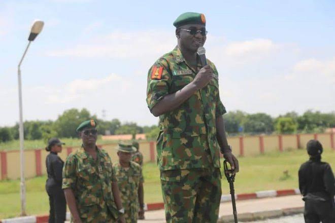 """Don't Associate With Politicians To Destabilize Nigeria's Democracy"" – Buratai Warns Generals 1"