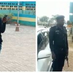 Man Arrested For Allegedly Slapping Police Officer Twice After Causing Accident In Lagos 27
