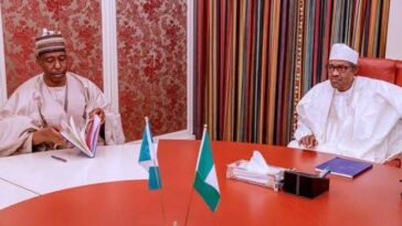 Despite Recent Killings, Zulum Says Security Situation In Borno Is Far Better Under Buhari 3