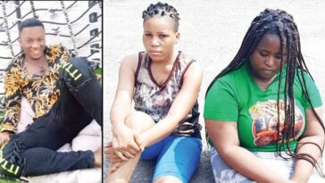 Teenage Girl Fakes Own Kidnap With Boyfriend, Demands N30m From Her Family In Lagos 1