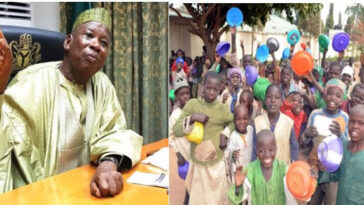 Most 'Almajiri' Are Not Nigerians, They're From Niger Republic, Chad And Cameroon - Ganduje 2