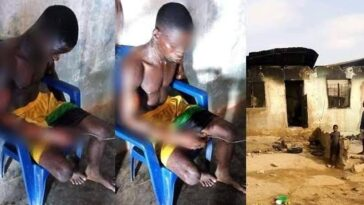 Woman Locks Her Husband Inside Their Rented Apartment, Sets The Whole House Ablaze 6