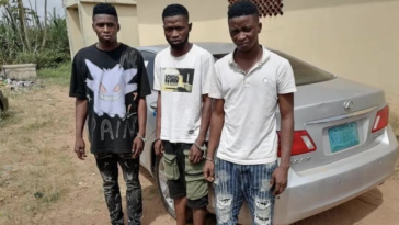 Three Yahoo Boys Gang-Rαpe 18-Year-Old Girl, Says They Thought Police No Longer Works 10