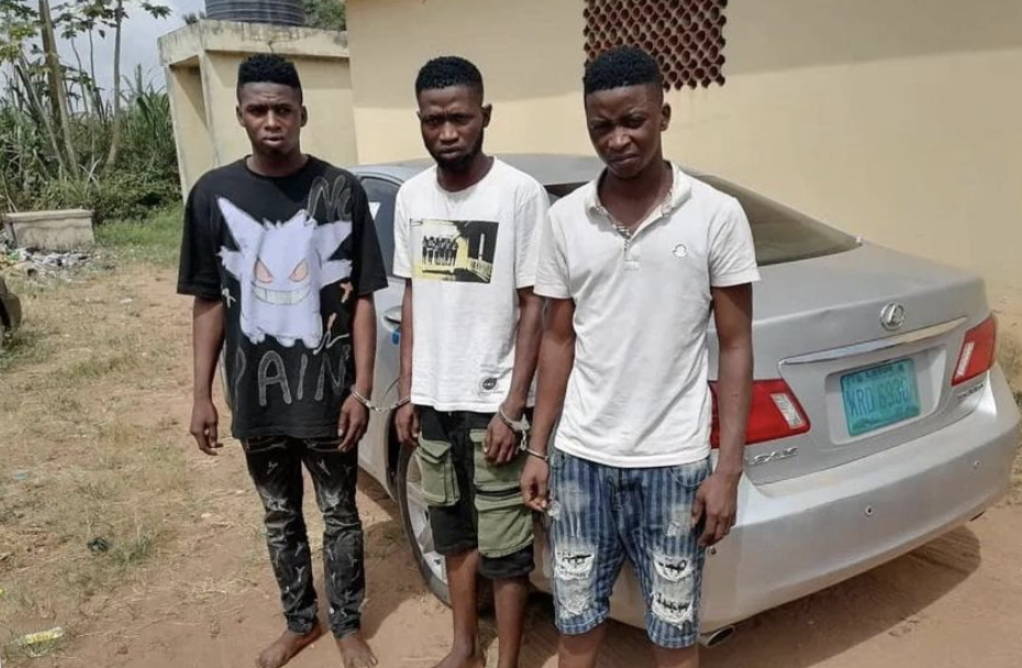 Three Yahoo Boys Gang-Rαpe 18-Year-Old Girl, Says They Thought Police No Longer Works 1