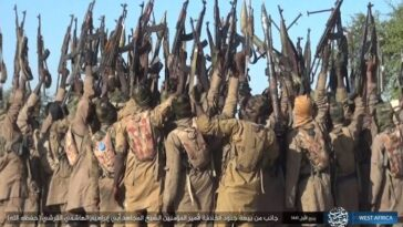 ISWAP Kills 10 Nigerian Soldiers During A Gun Fight, Takes One Hostage In Borno 3