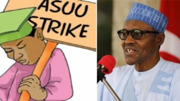 Strike: Buhari Says It's Amazing How ASUU Stayed Out Of Classrooms For Eight Months 3