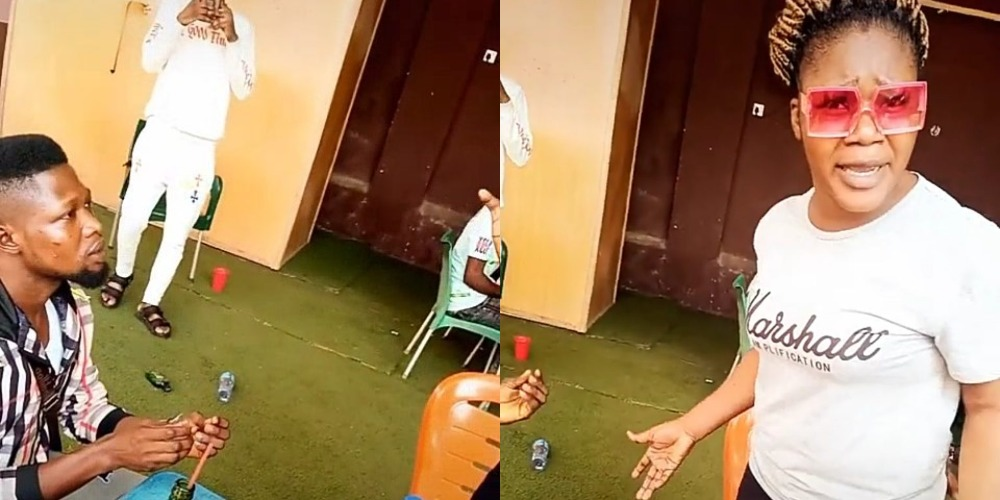 """""""I Am Not Dating You"""" - Lady Rejects Marraige Proposal From Her Boyfriend Of 7 Years [Video] 1"""