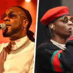 "Wizkid, Burna Boy Wins ""Best African Act"" And ""Best International Act"" At MOBO Awards 28"