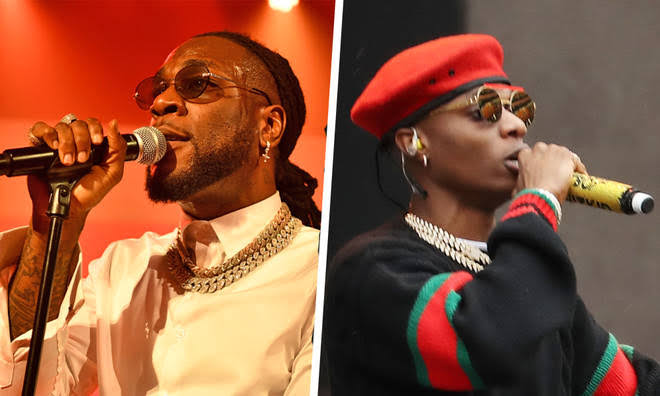 "Wizkid, Burna Boy Wins ""Best African Act"" And ""Best International Act"" At MOBO Awards 1"