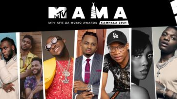 Burna Boy, Davido, Wizkid, Tiwa Salvage, Others Among Nominees For MTV MAMA Awards 3
