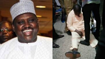 Ex-Pension Boss, Abdulrasheed Maina Collapses In Court During His Corruption Trial [Video] 5