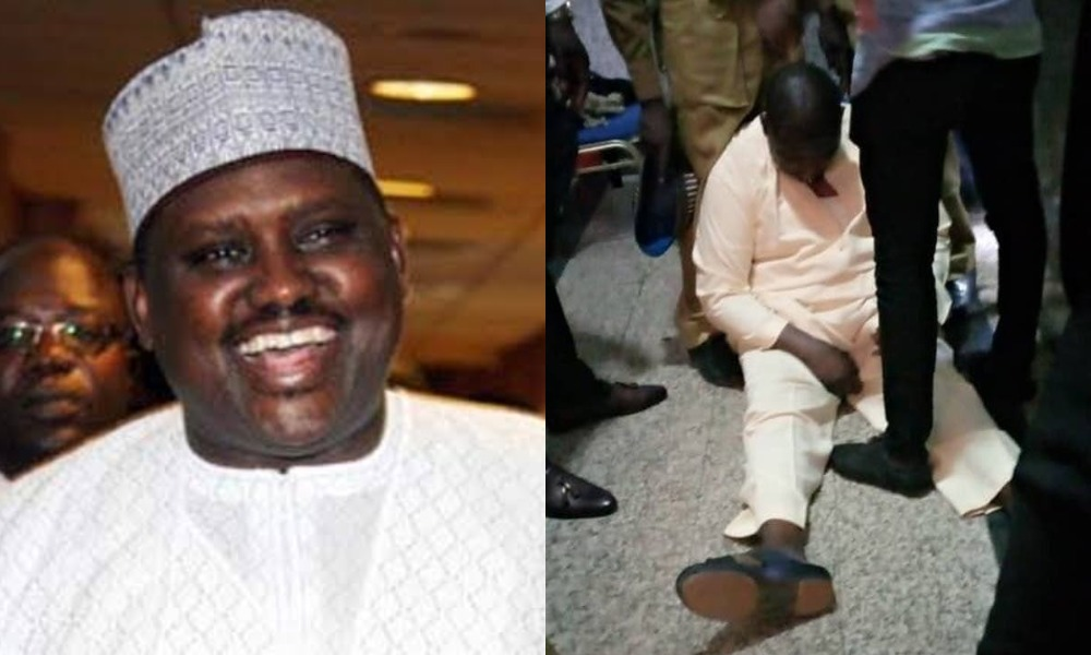 Ex-Pension Boss, Abdulrasheed Maina Collapses In Court During His Corruption Trial [Video] 1