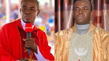 Father Mbaka Accused Of Assaulting BBC Journalists For Writing 'Negative Reports' About Him 1