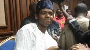 Security Operatives Re-Arrest Maina's Fleeing 21-Year-Old Son, Faisal After Jumping Bail 4